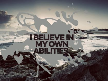 Abilities saying